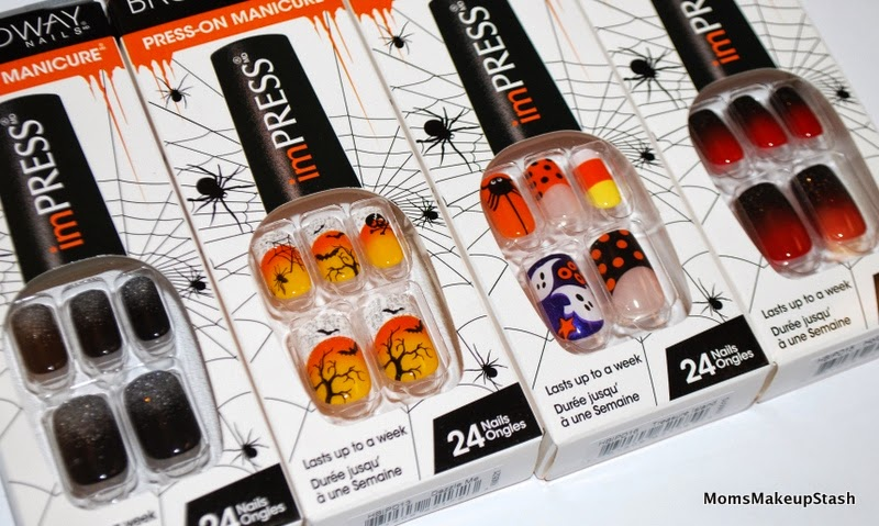 imPRESS Press-On Manicures for Halloween 2014 Collection ...