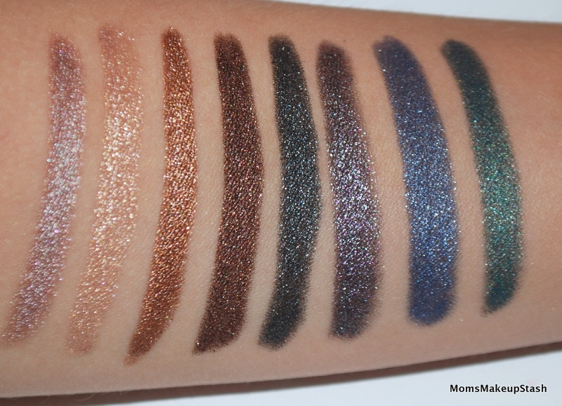 Gosh Forever Metallic Eye Shadow Sticks Review Amp Swatches