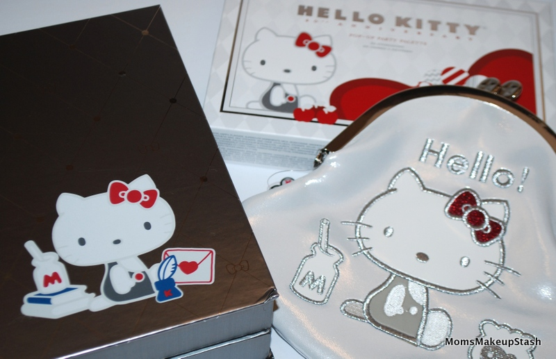08d13f45a Hello Kitty 40th Anniversary Collection: Red Bow Beauty Diaries & Pop-Up  Party Palette from Sephora