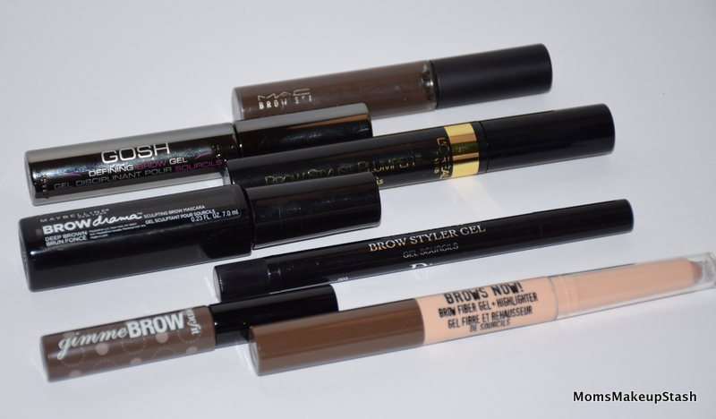 Editor Picks Top 20 Brow Products Pencils Kits Gels And More