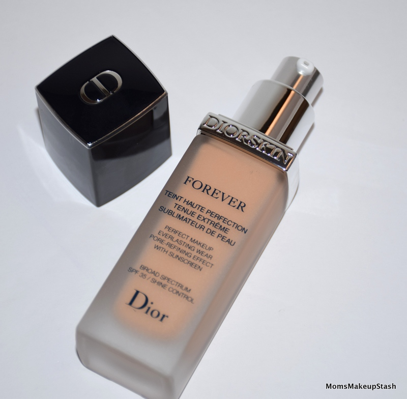 review dior forever diorskin fluid foundation diorblush sculpt moms makeup stash. Black Bedroom Furniture Sets. Home Design Ideas