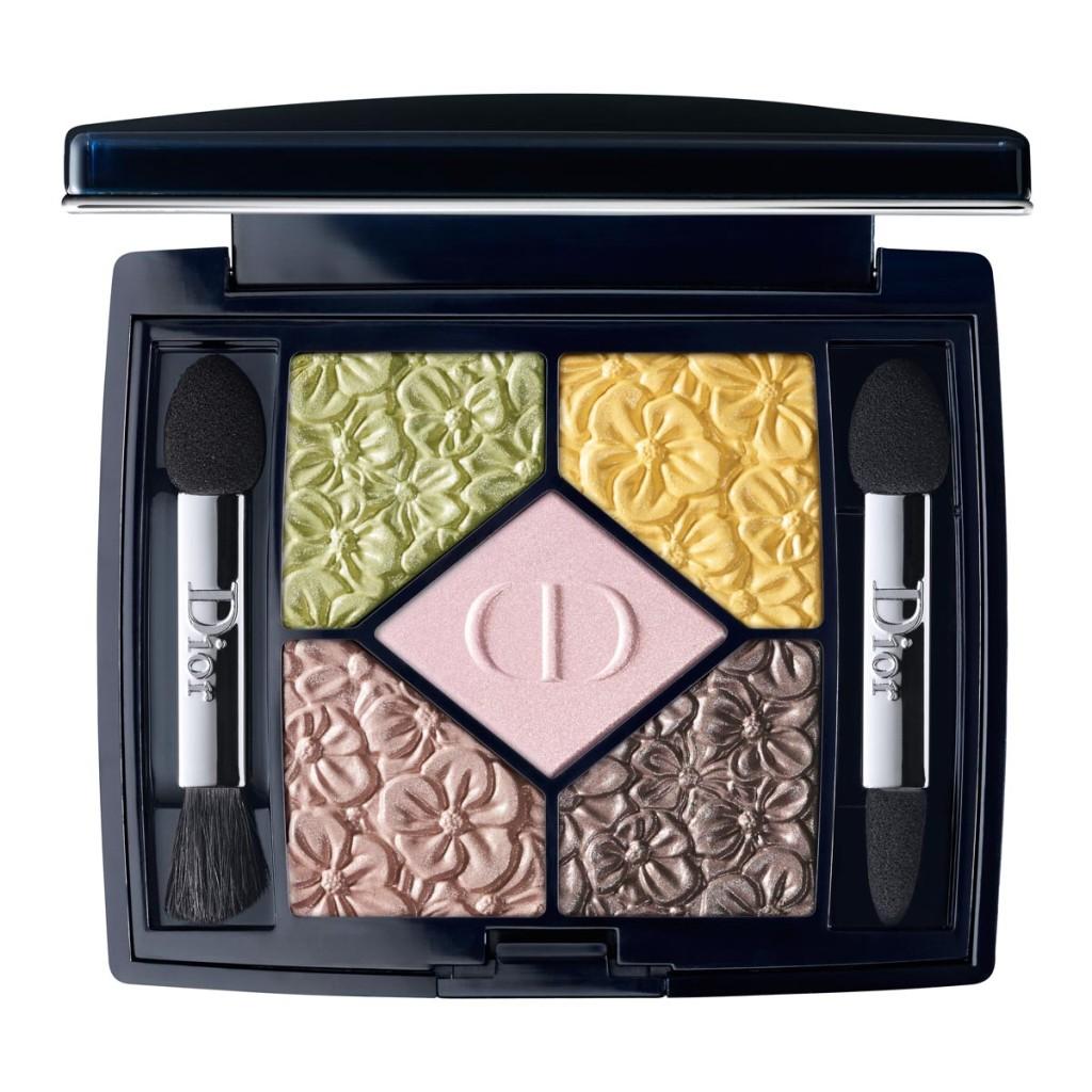 DIOR-Glowing-Gardens-5-Couleurs-Eyeshadow-Palette-Rose-Garden