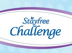 Stayfree Challenge logo