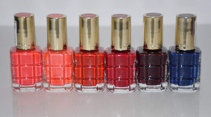L\'Oreal Paris Launches First Ever Oil-Infused Nail Polish (Le Vernis ...