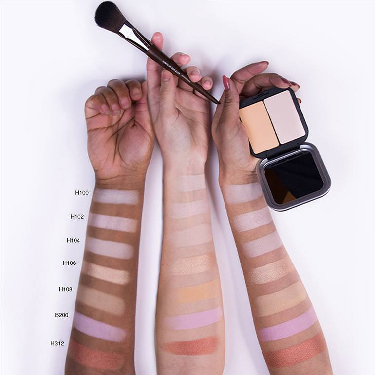 Artist Face Color Highlight, Sculpt & Blush Powder by Make Up For Ever #16